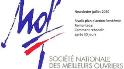 Les Meilleurs Ouvriers de France Newsletter - Action Rivalis Remontada